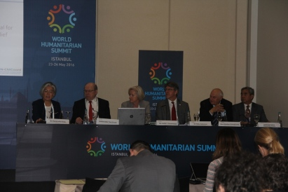 WHS SIde Event CMCoord Standards
