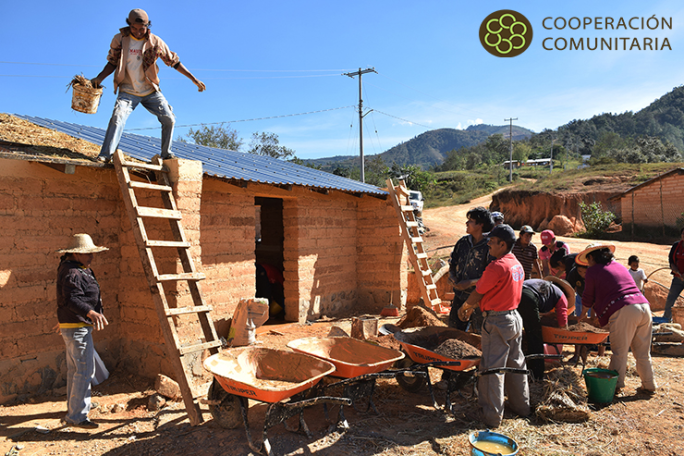 Pic 11 - BUILDING A REINFORCED ADOBE COMMUNITY CENTER