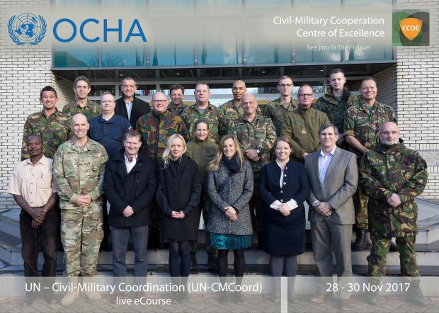 Civil-Military Cooperation Centre of Excellence